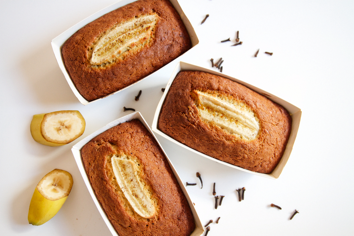 Spiced banana bread and the perils of clear containers email forumfinder Images