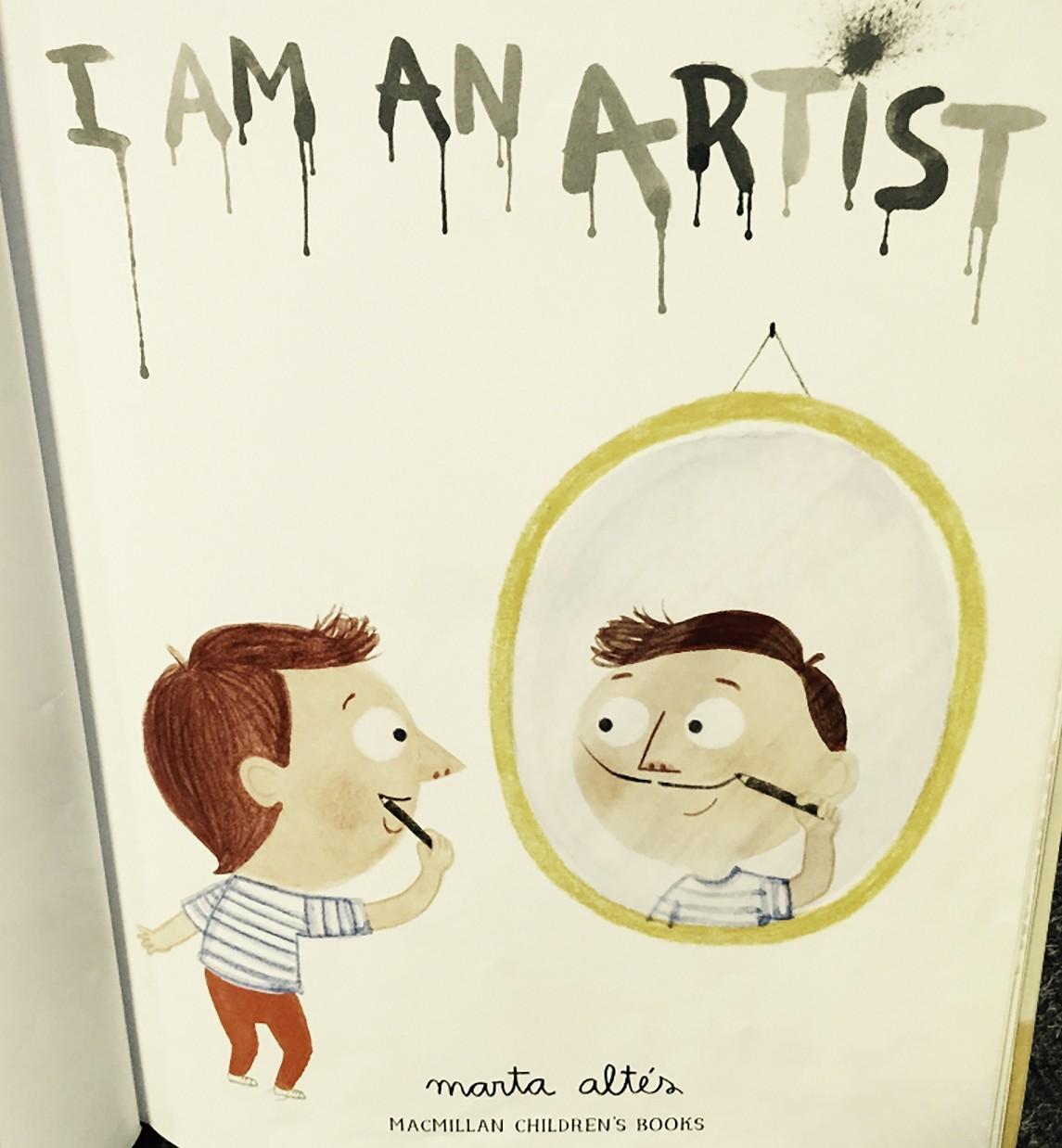 I Am An Artist