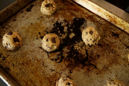 Maldon Salt Chocolate Chip Cookies