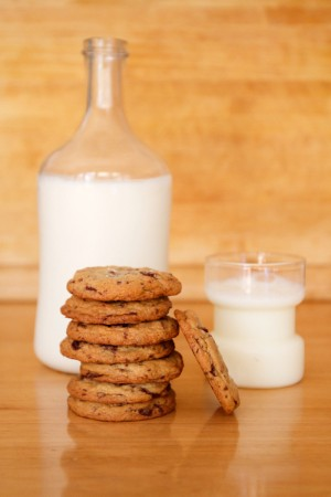 Maldon & Chocolate Chip Cookies