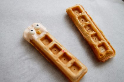 Waffle dudes (and ladies, and kids)