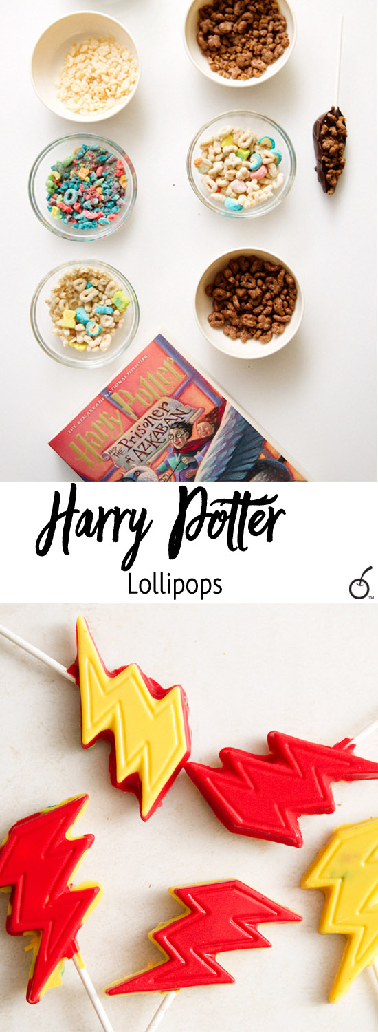 Harry Potter Chocolate Pops