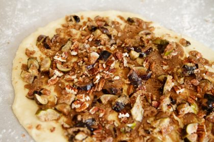 Fig & Pecan Sticky Buns