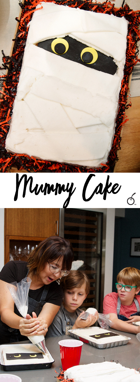 Mummytastic Cakes