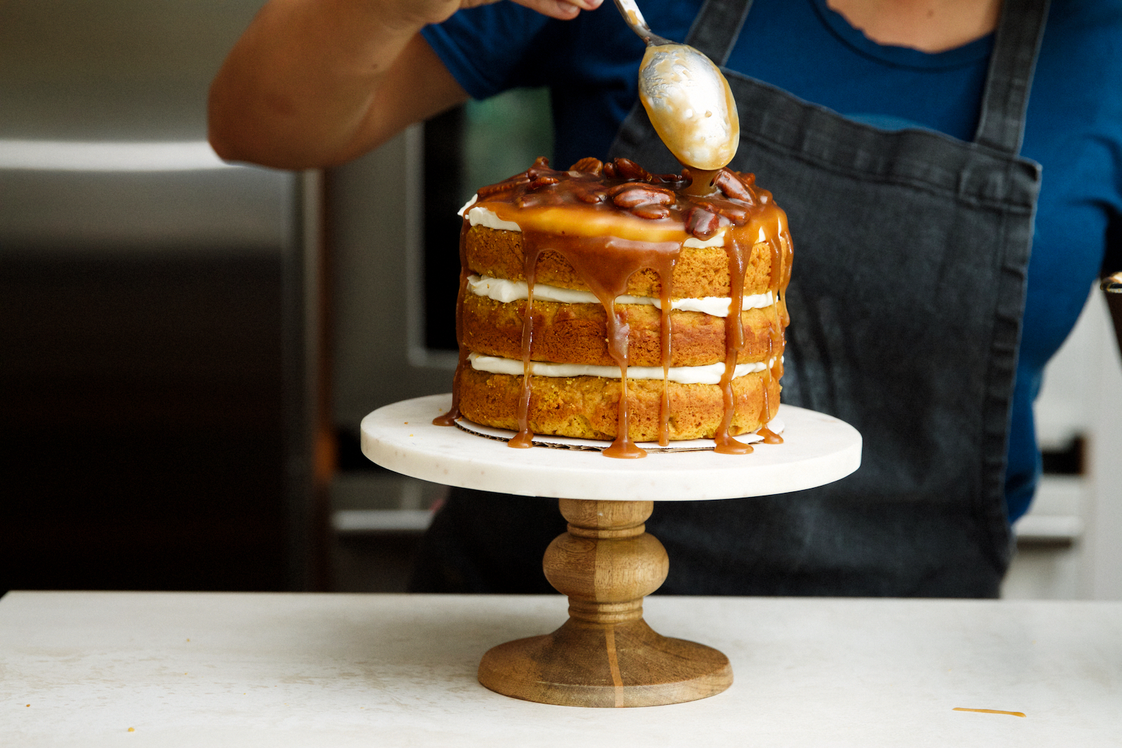 The Queen of Pumpkin Cakes