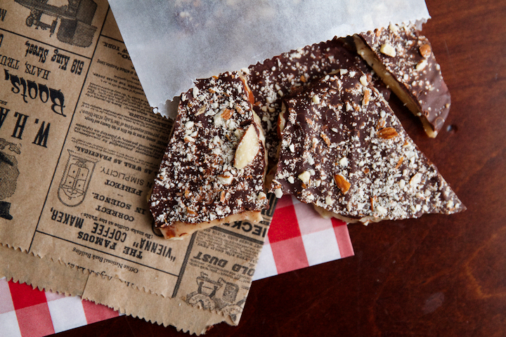 Chocolate Bark, A Perfect Homemade Gift