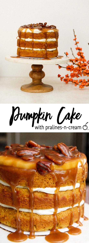 The Queen of Pumpkin Cakes