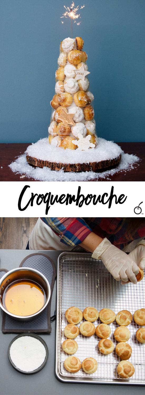 Croquembouche