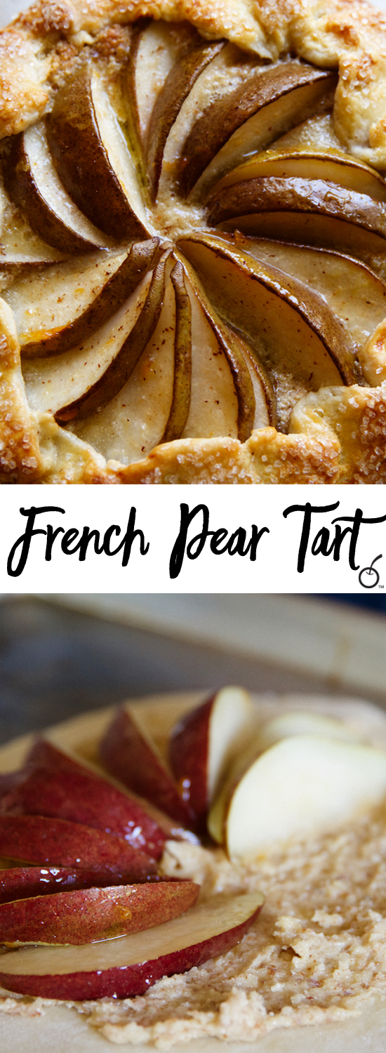French Anjou Galette