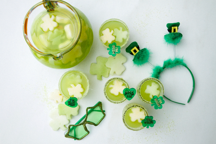 Saint Patrick's Day Drink