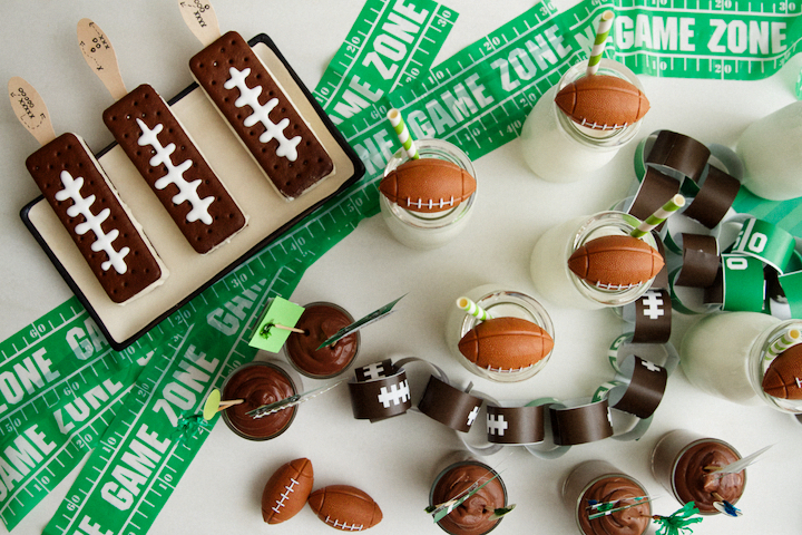 10-Minute Super Bowl Desserts
