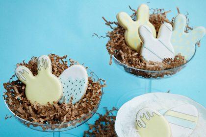 Yo Fluffy Bunny Cookies