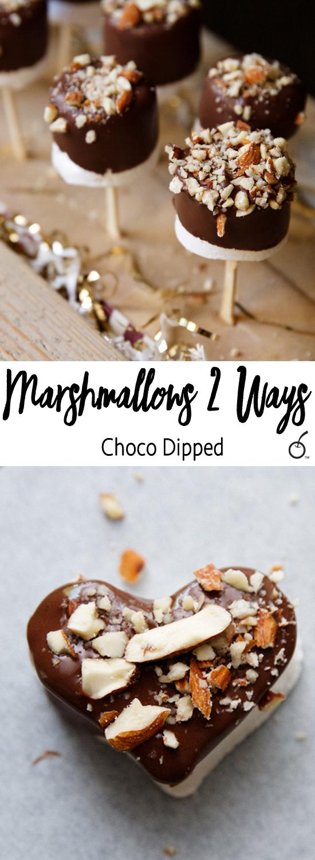 Marshmallows 2 Ways