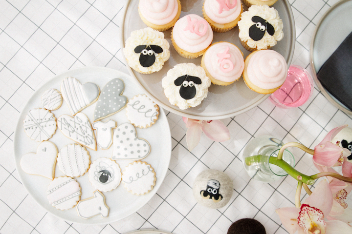 Little Beau Sheep Baby Shower
