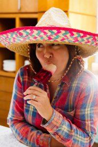 Cinco de Mayo Popsicles