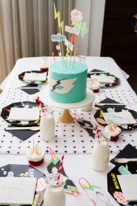 Best Kid's Birthday Party Table