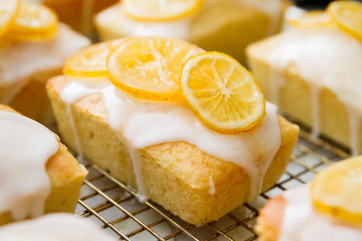 lemon cakelet