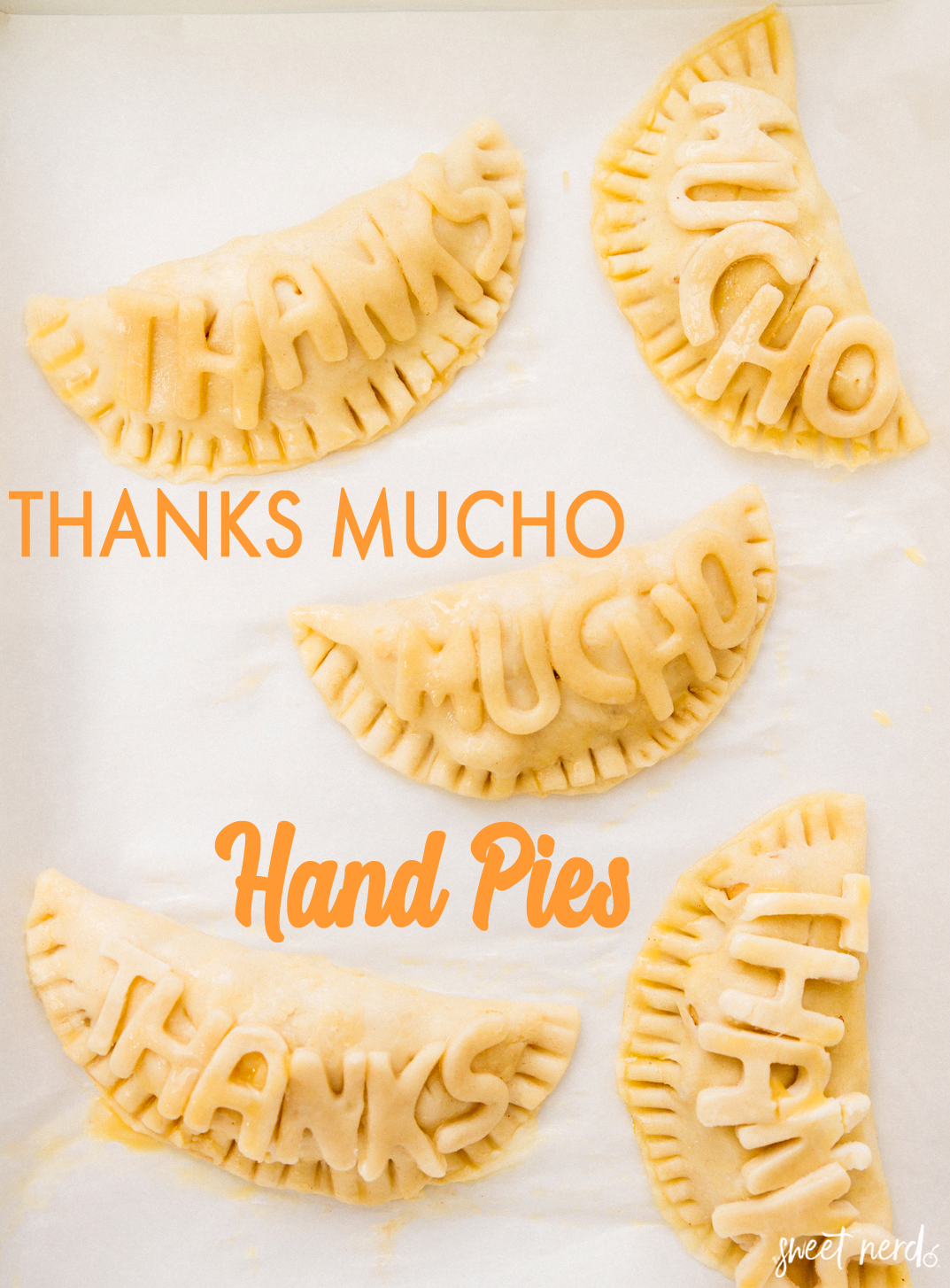Hand Pies with Gratitude