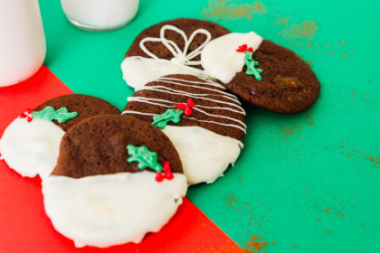 Mistletoe Cookies