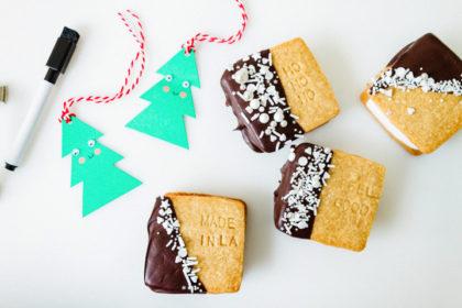 Marshmallow Chocolate Grahams
