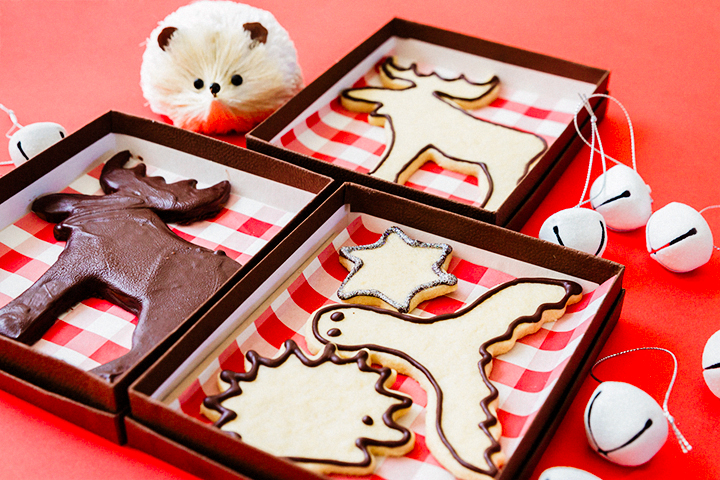 Almond Cookie Gifts