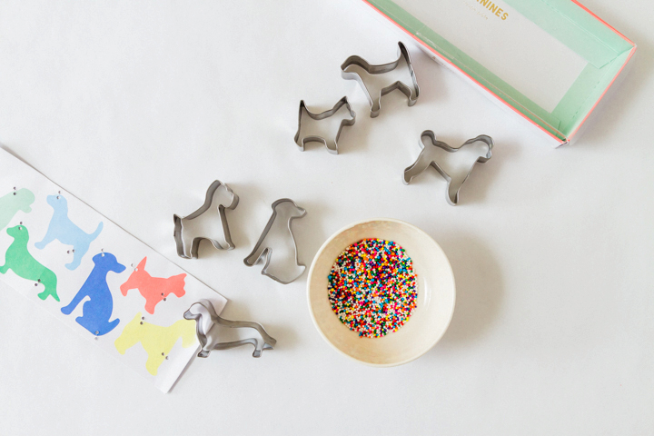 Cute Canine Cutters by Meri Meri