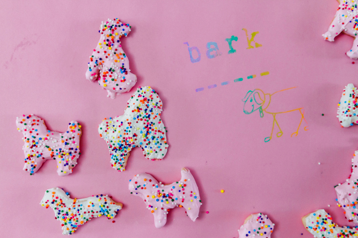 Canine Animal Cookies