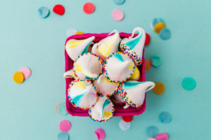 meringue kisses