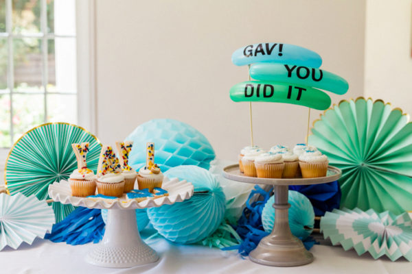 Cupcake Toppers Two Ways