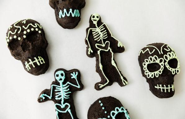 chocolate sugar skulls