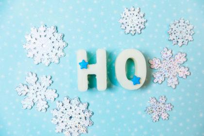 Ho Ho Ho Chocolate Treats